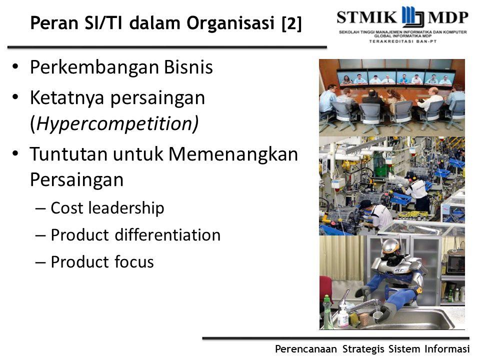 Peran SI/TI dalam Organisasi [2]